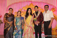 Celebraties at Actor Bharat n Jessy Wedding Reception Photos+%252882%2529 Actor Bharath n Jessy Wedding Photos