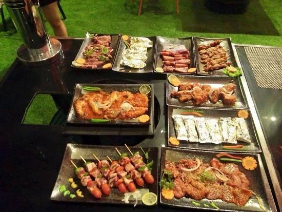 Ấm lòng với BBQ Buffet ở Sài Gòn