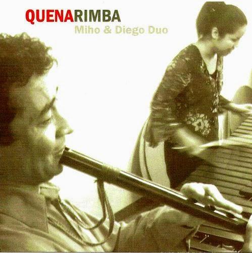 Miho y Diego Duo - Quenarimba
