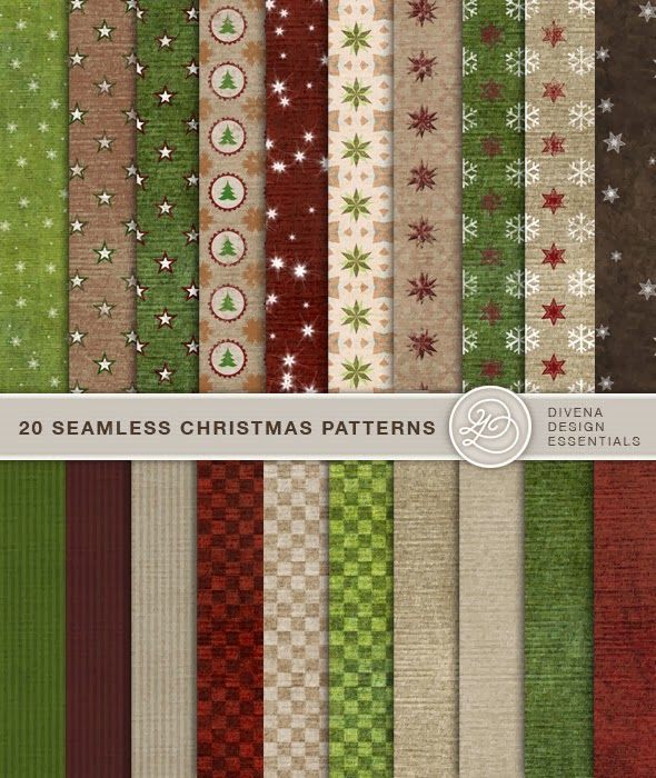 20 Useful Free Photoshop Pattern Sets for Designers