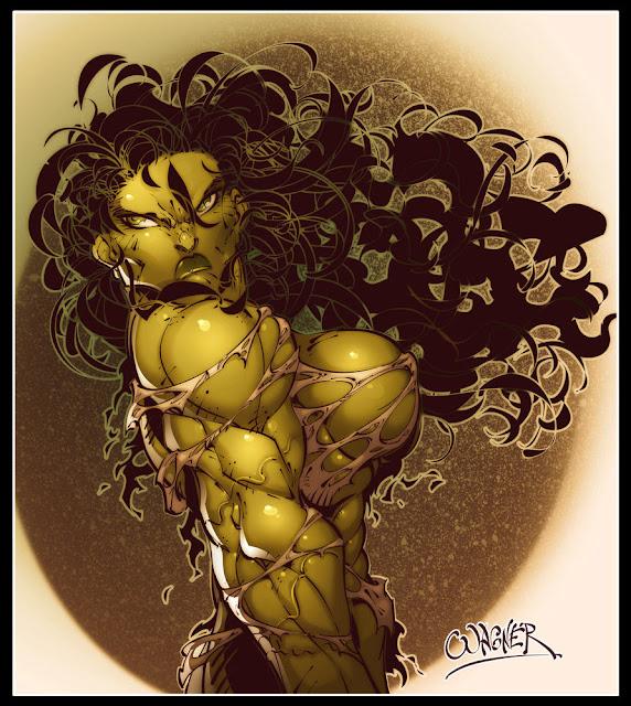 She Hulk 3 por wagnerf