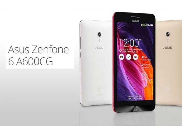 Review Asus Zenfone 6 A600 CG