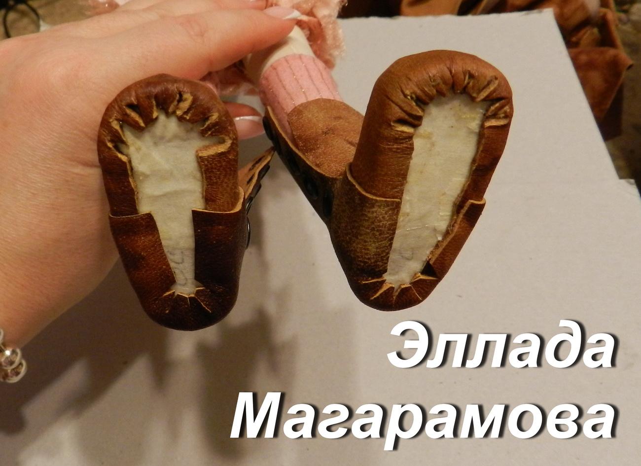 Как сделать колодки для кукольной обуви