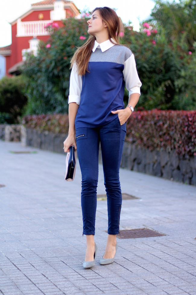 Classy Simple Fashion Women