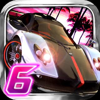 تحميل لعبة سباق السيارات المميزة لهواتف بلاك بيري مجاناً Asphalt 6 Free 1.BB