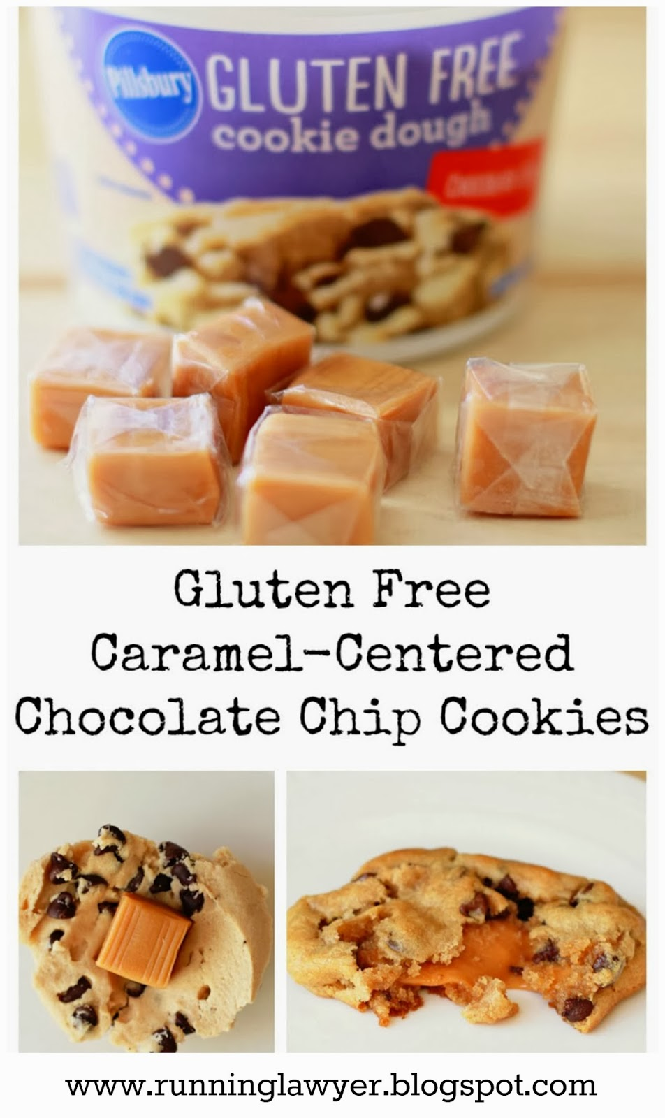 Running from the Law: Pillsbury Gluten Free Chocolate Chip Cookies