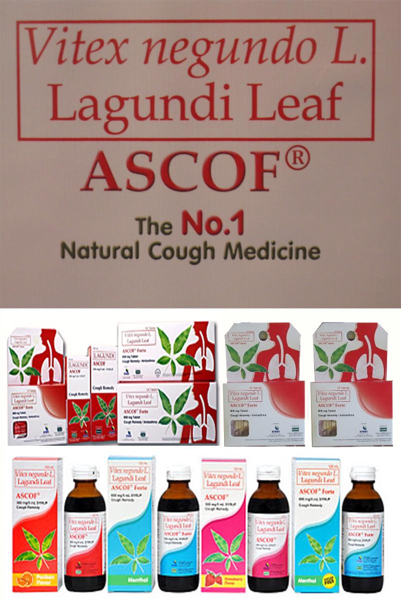 Lagundi / Vitex Negundo Herbal Medicine