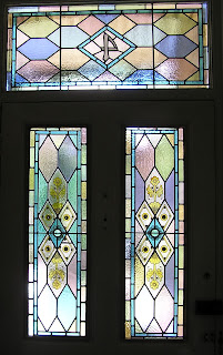 Stained glass, Beckenham