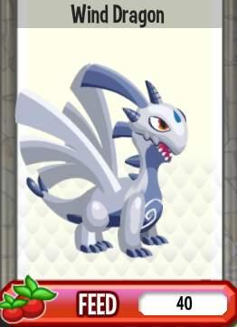 Đặc điểm của Wind Dragon