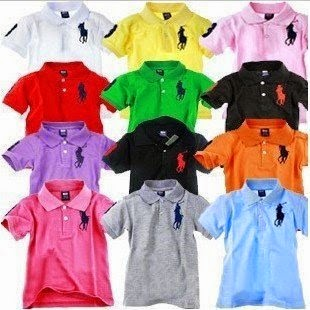 Boys Ralph Lauren Polo Shirts
