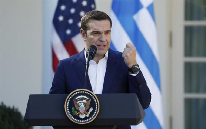 Αλ. Τσιπρας: Οι βασικοι στοχοι της επισκεψης στις ΗΠΑ επιτευχθηκαν