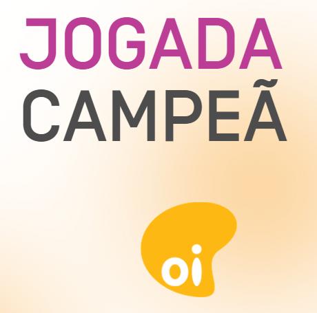 Participar da promoção Oi Jogada Campeã