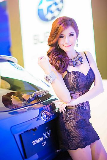 Motor Expo Smart Pretty Vote 2012