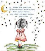 Olhar as estrelas e pensar no que mudar...