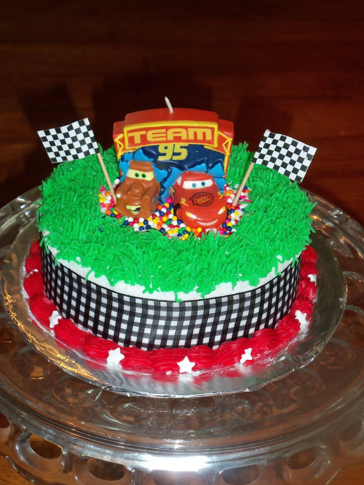 My Charming Cakes Cars Cake And Smash Cake
