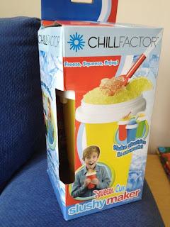 ChillFactor slush cup