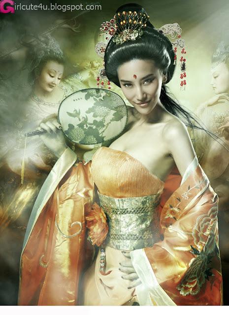 2 Xu Qian - Classical-very cute asian girl-girlcute4u.blogspot.com