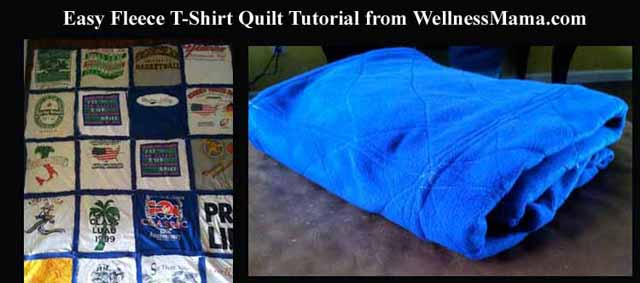 Whitt 39 s kits fabrics crafts t shirt memory quilting for How to make t shirt quilts easy