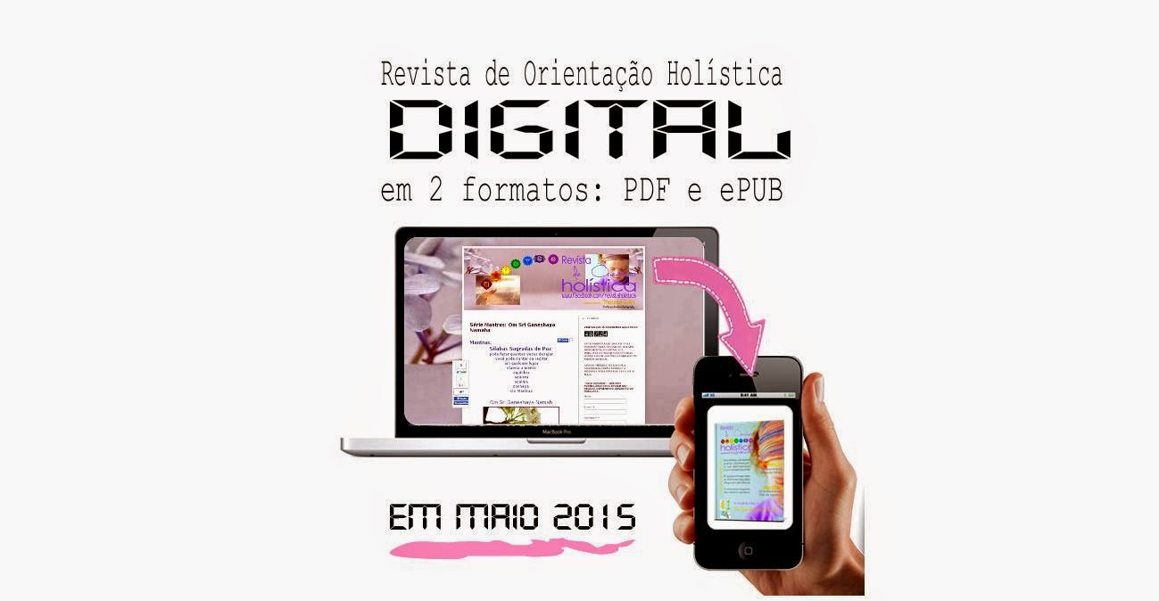 REVISTA HOLÍSTICA DIGITAL
