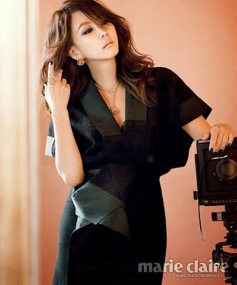 Kim Nam Joo - Marie Claire Magazine November Issue 2013