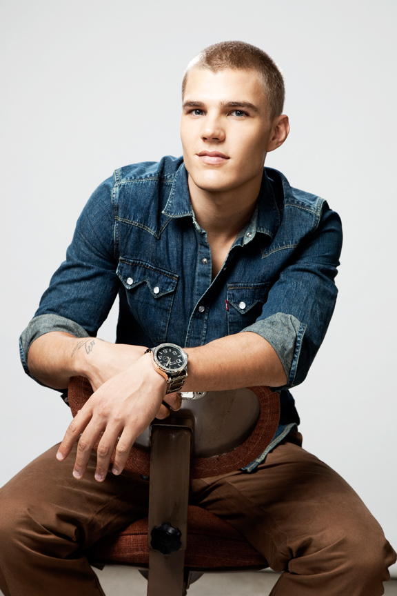 most beautiful men  chris zylka