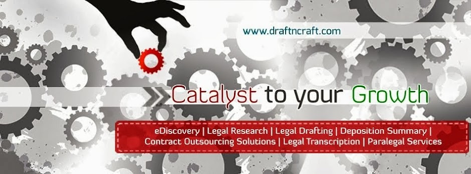 Draft n Craft Legal Outsourcing Pvt. Ltd.