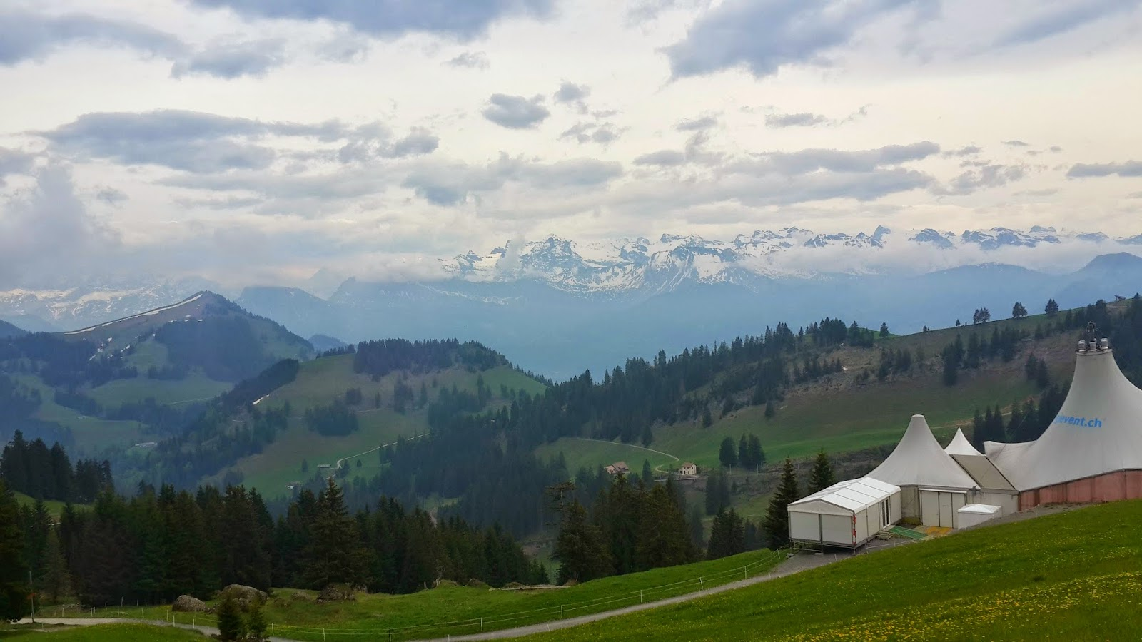 breathtaking views from switzerland hill