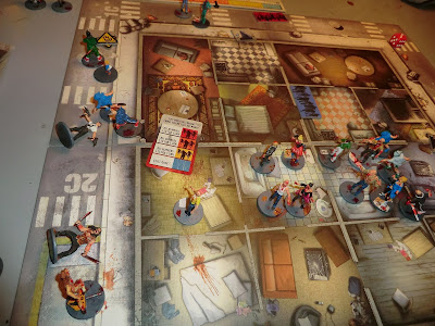 Zombicide, Game, play, kids