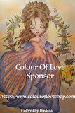 Color of Love (Formerly Lacy Sunshine)