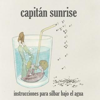 ¡Instrucciones para silbar bajo el agua en vinilo! Capitán Sunrise