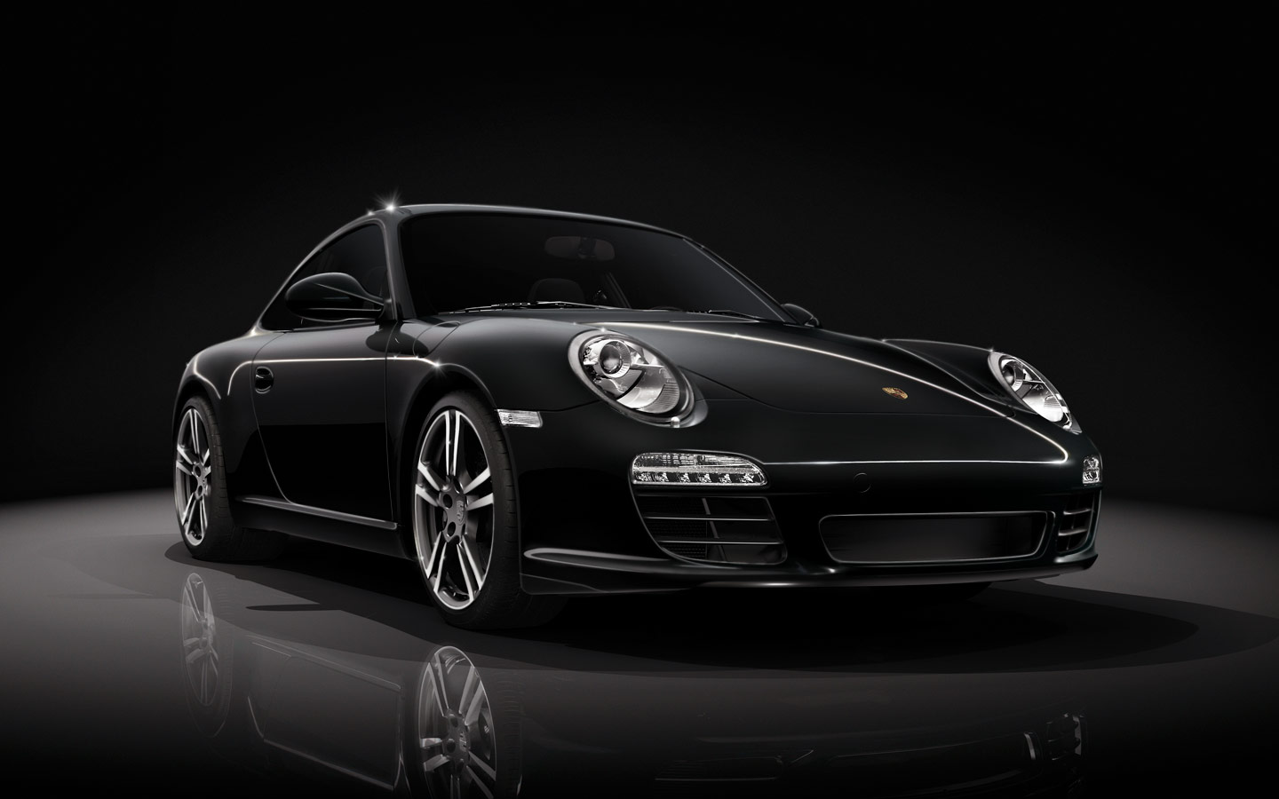 0 to 62mph official 2012 porsche 911 997 black edition u s official press release. Black Bedroom Furniture Sets. Home Design Ideas