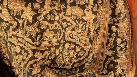 Batik Tanah Liek, Padang-Sumatra Barat