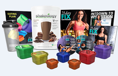 A challenge pack is a kit that includes everything you need to reach your health and fitness goal - a DVD guided fitness program, workout schedule, nutrition guide, and a 30-day supply of Shakeology ( a dense, nutritious meal replacement shake).