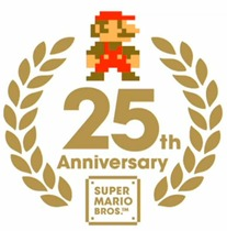 Nintendo, Super Mario Bros., 25th anniversary