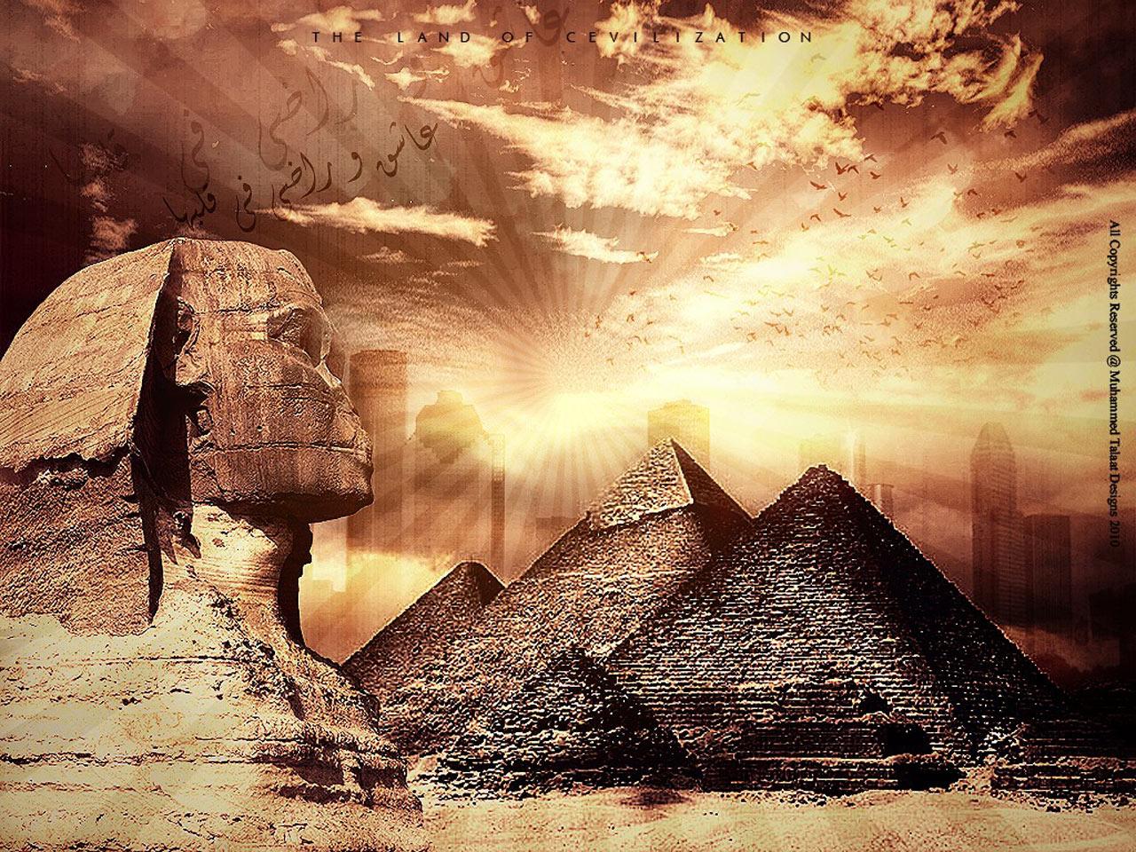 Egyptian Wallpaper Egypt Monuments Wallpa...