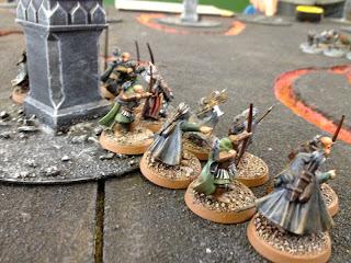 Hobbit SBG - Dwarf rangers