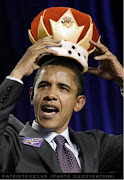 Can President Obama be defeated in 2012? No. He can't.