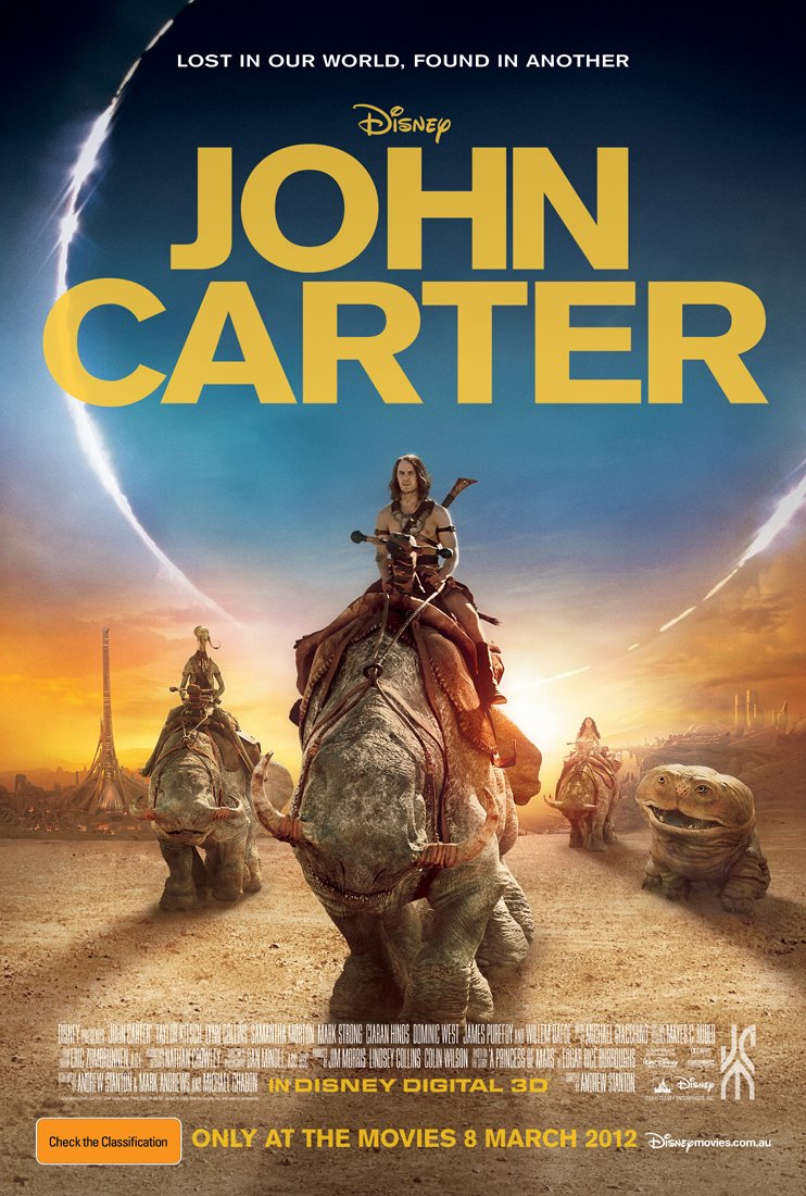 Film Trailers World Adventure Electronic Circuit Design And Simulation Software List Johnkrish John Carter 2012 Trailer