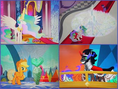My Little Pony The Crystal Empire DVD review