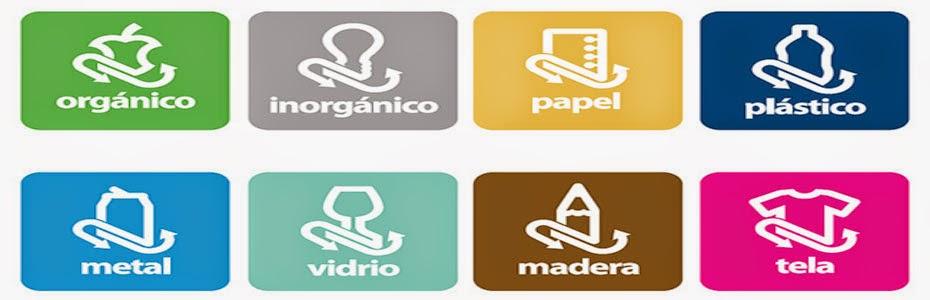 Colores para el reciclaje de la basura - Colores para reciclar ...