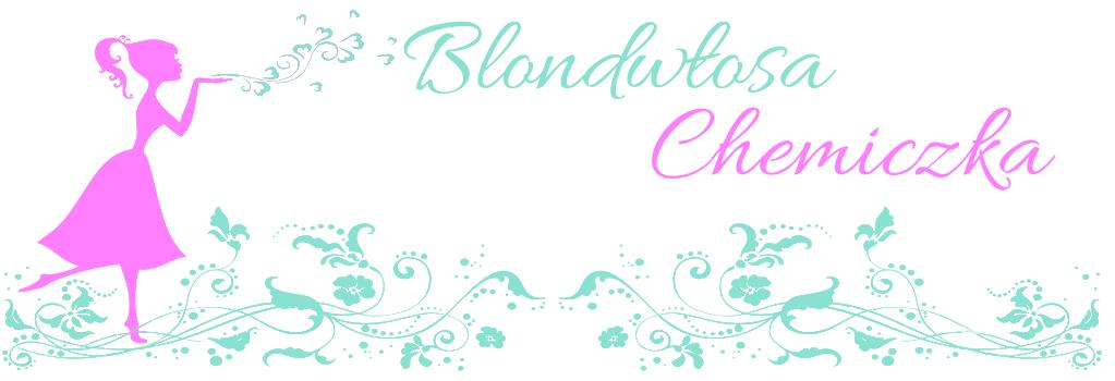 Blondwłosa Chemiczka