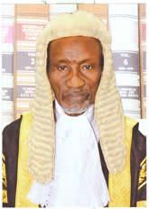 CJN, Justice Mahmud Mohammed