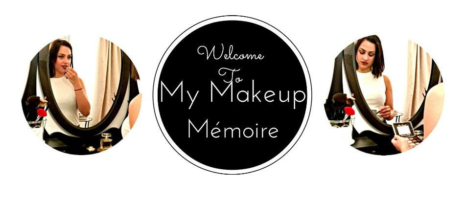 My Makeup Mémoire
