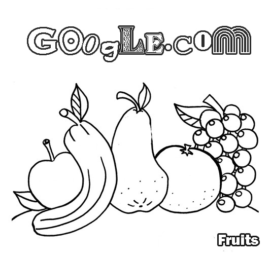 google coloring pages - photo#6