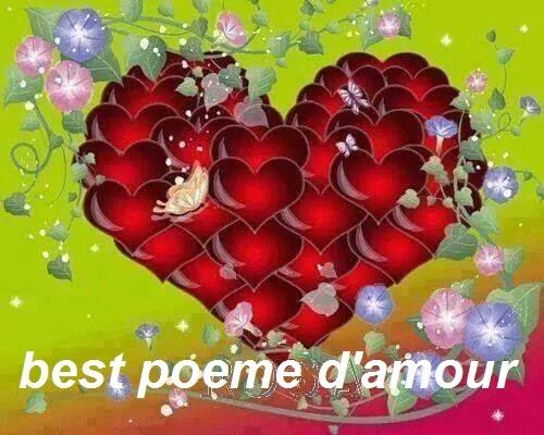 best poeme d'amour, un Amour Aérien vous informe qu'un baiser vient de décoller de l'aéroport de mon cœur.
