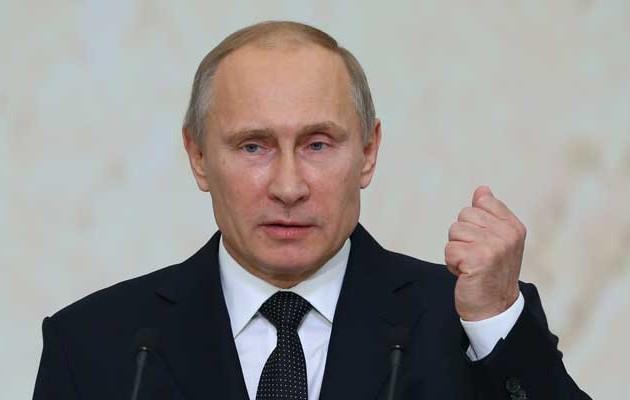 Ο Πούτιν υπέγραψε νόμο που θα χαρακτηρίζει ξένα ΜΜΕ ως «πράκτορες του εξωτερικού» και πολύ σωστά!