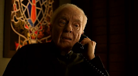 Angus Scrimm cameos in John Dies At The End (2012)