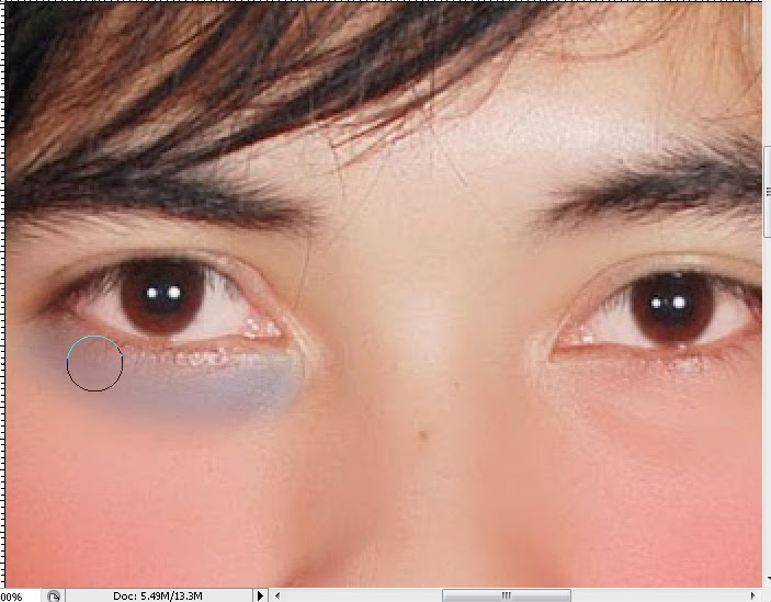 cara make up foto dengan photoshop