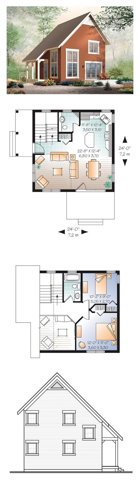 Amazing Floor plan is basically depends on the size of the house us lot