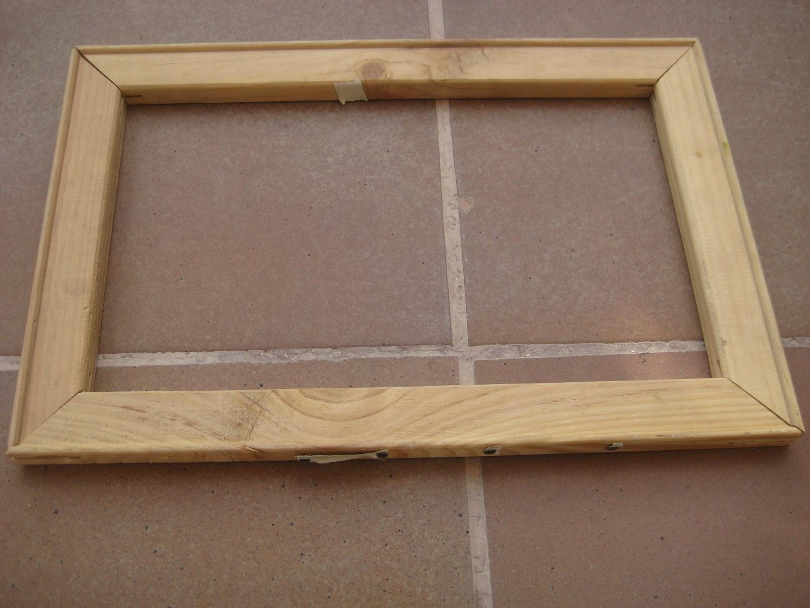 mis cosas de madera otro marco iv
